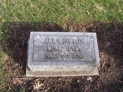 Ella <i>Ireton</i> Eikenbary
