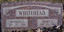 Mildred Gertrude <i>Hansen</i> Whitehead