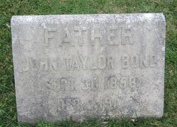 John Taylor Bond
