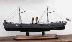 Capt Americus Vespucci Wiatt