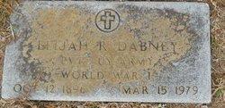 Elijah Rigby Dudlum Dabney, Jr