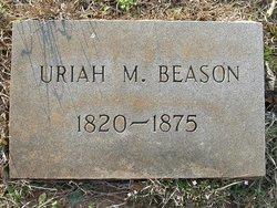 Uriah M Beason