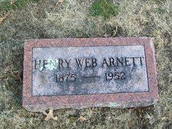 Henry Web Arnett