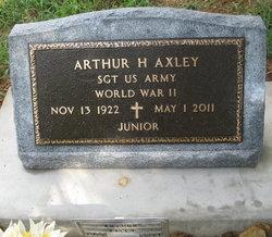 Arthur H. Junior Axley