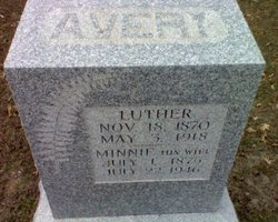 Luther Avery