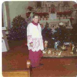 Rev Francis Edward Hagedorn