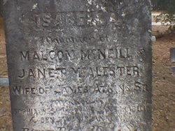 Isabella <i>McNeill</i> Atkins