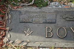 Jack Newby Boyer