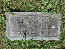 Iowa Talitha <i>Kilpatrick</i> Ivester