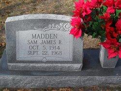 James Ruben Sam Madden