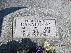 Roberta Modina <i>Crump</i> Caballero