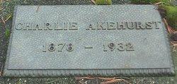 Charles T Akehurst