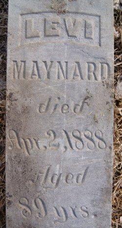 Levi Maynard, Jr
