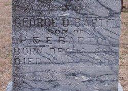 George D. Barton