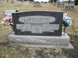 Amy Wilhelmina <i>Horn</i> Lafollette