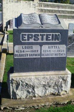 Louis E Epstein