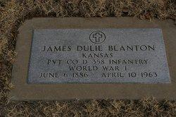 James Dulie Blanton