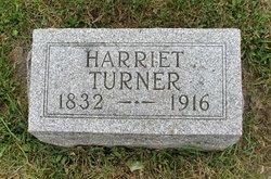 Harriet Turner