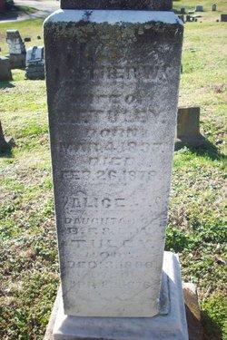 Esther W. <i>Shearer</i> Tuley