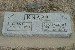 Clarence Herman Poppie Knapp