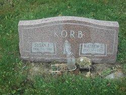 Mathew E. Korb
