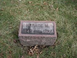 Horace M. Burton