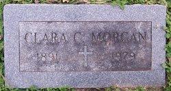 Clara C Morgan