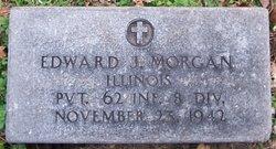 Edward J Morgan