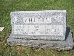 Catherine Ahlers