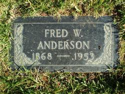 Fred Wyman Anderson