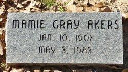 Mamie <i>Gray</i> Akers