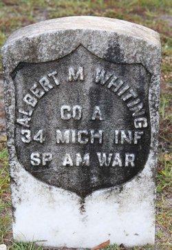 Albert Martin Whiting