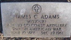 James Clyde Adams