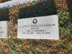 Ellen T. <i>Page</i> Gadsden