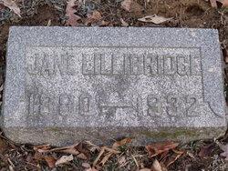Nora Jane <i>Owens</i> Lillibridge