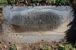 Nona Lee Daniel