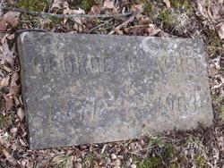 George E Acree