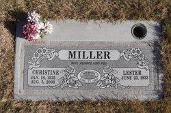 Alice Christine Teen <i>Wright</i> Webb/Miller