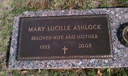 Mary Lucille Ashlock