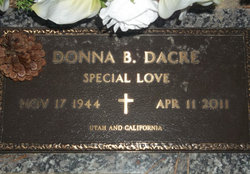 Donna Bernice <i>Silver</i> Dacre