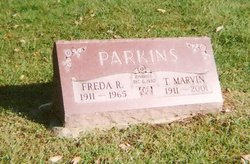 Freda R. Parkins