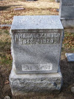 William L Alexander