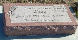 Clara Renee Lang