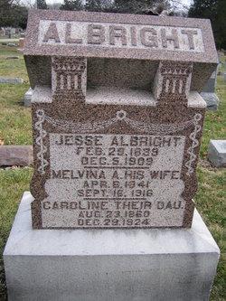 Melvina A. Albright