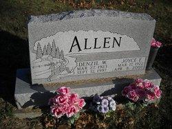 Joyce Elizabeth <i>Cain</i> Allen