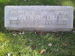 Jesse W. Adamson