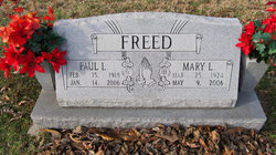 Mary L. Freed