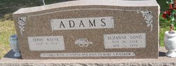 Suzanne <i>Long</i> Adams