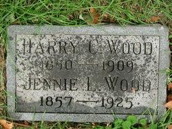 Jennie L <i>Lombard</i> Wood
