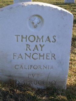 Thomas Ray Fancher